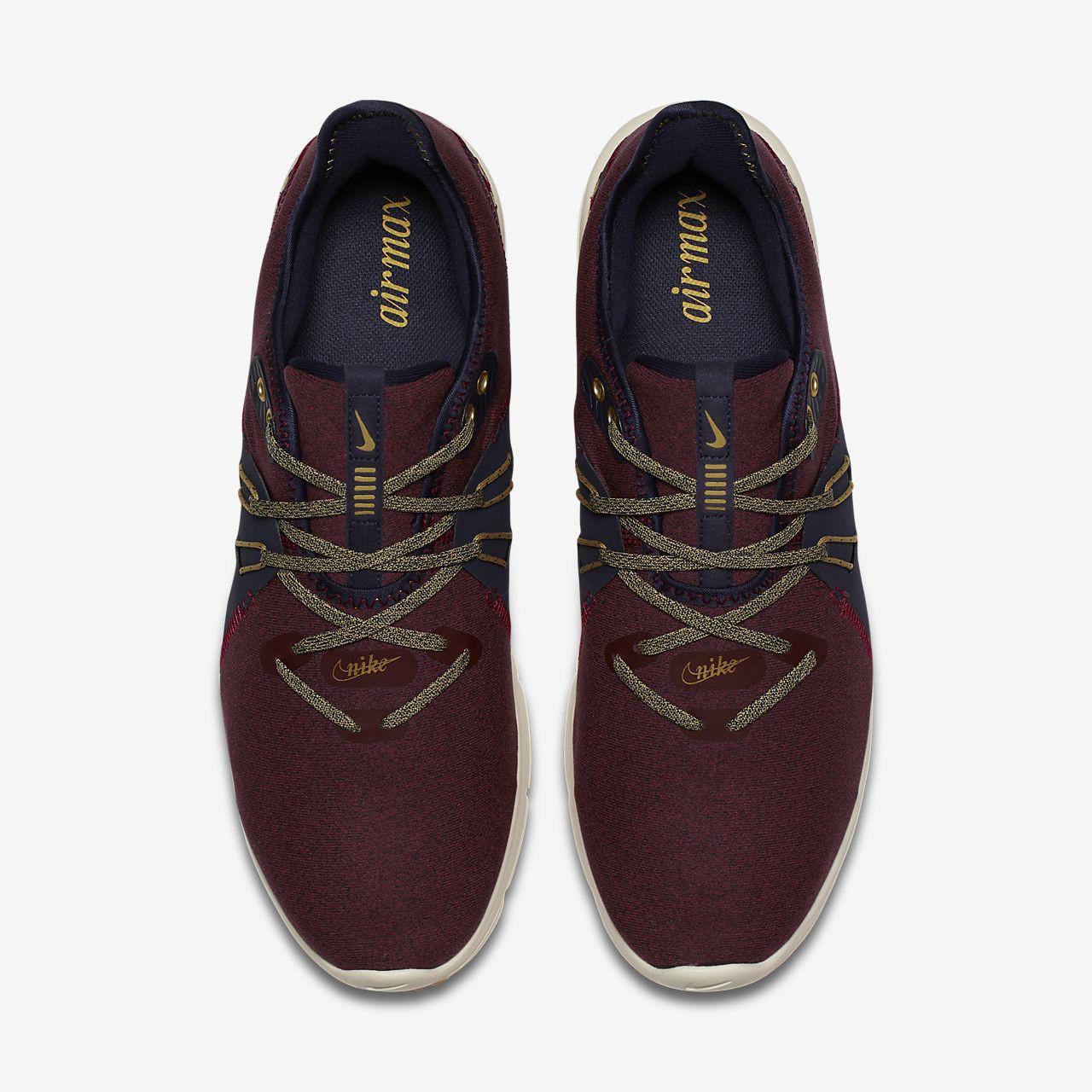 Nike Air Max Sequent 3 Premium Vst Men S Running Shoe 10 5 Red