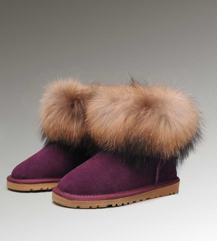 Cheap Uggs Fox Fur Mini 5854 Boots For Women [UGG UK 191] - $160.00 : Cheap UGGs Boots Store Save up to 60%!, Ever comfortable and warm like in heaven, ...