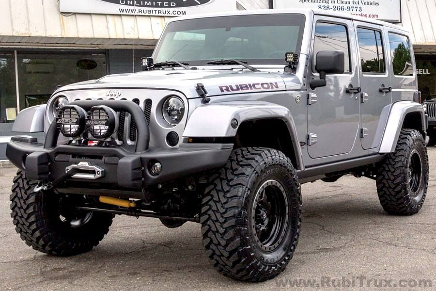 Another Gorgeous Custom Build We Just Finished Learn More At Rubitrux Com Jeep Rubicon Dream Cars Jeep Jeep Unlimited