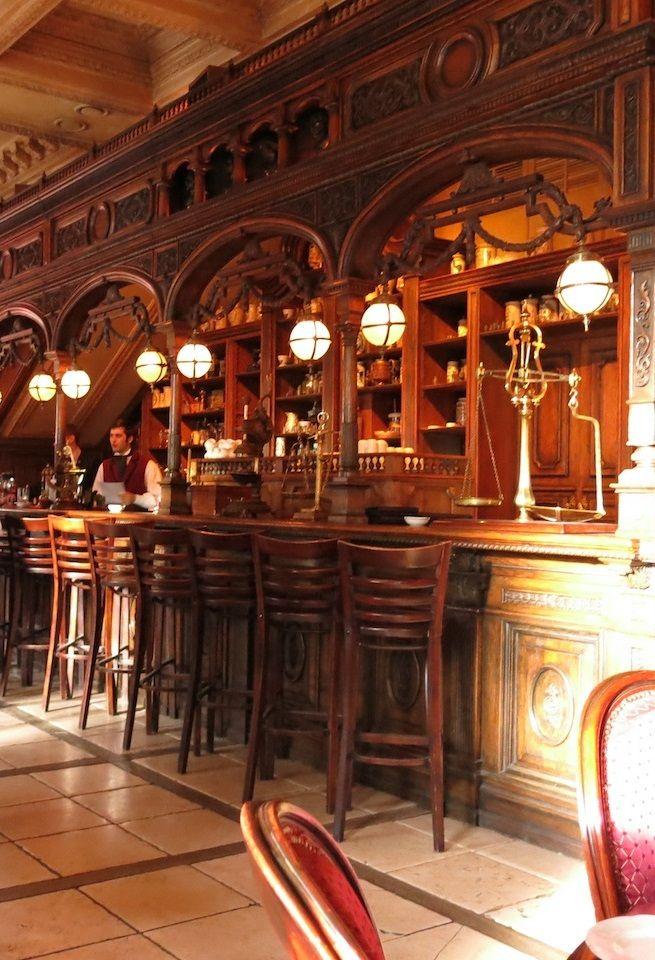 Cafe Pushkin Pharmacy/Apothecary