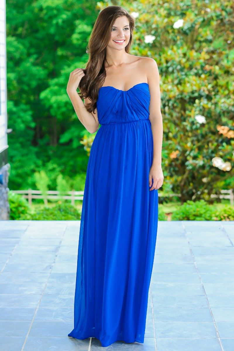 A night to remember maxi dressroyal red white u blue looks