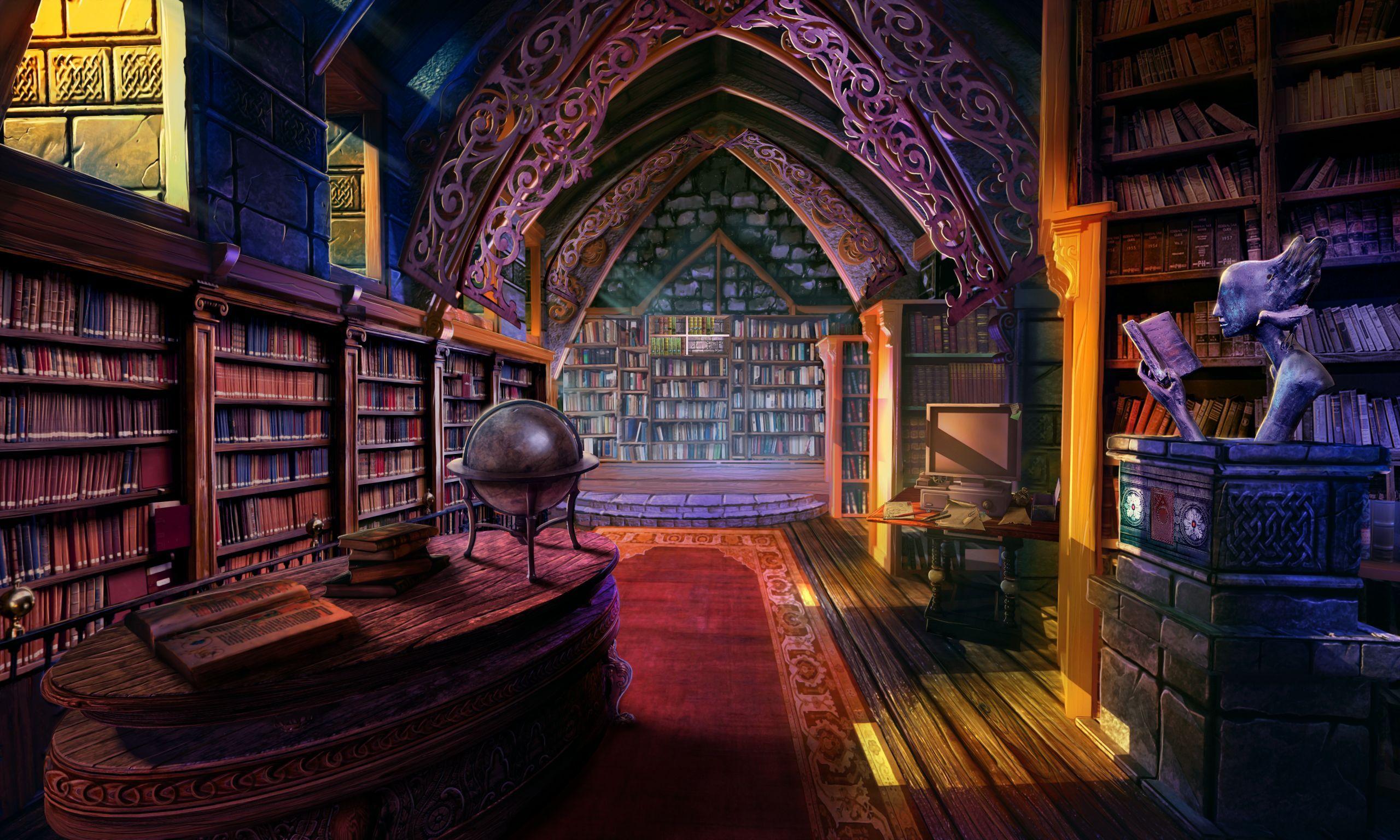 картинка академия волшебников частного дома
