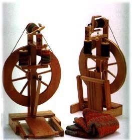 Ashford Scholar Spinning Wheel (like mine)
