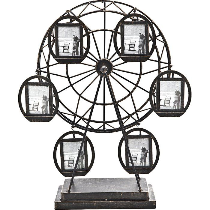 Ferris Wheel Rotating Picture Frame | ann | Pinterest | Picture ...