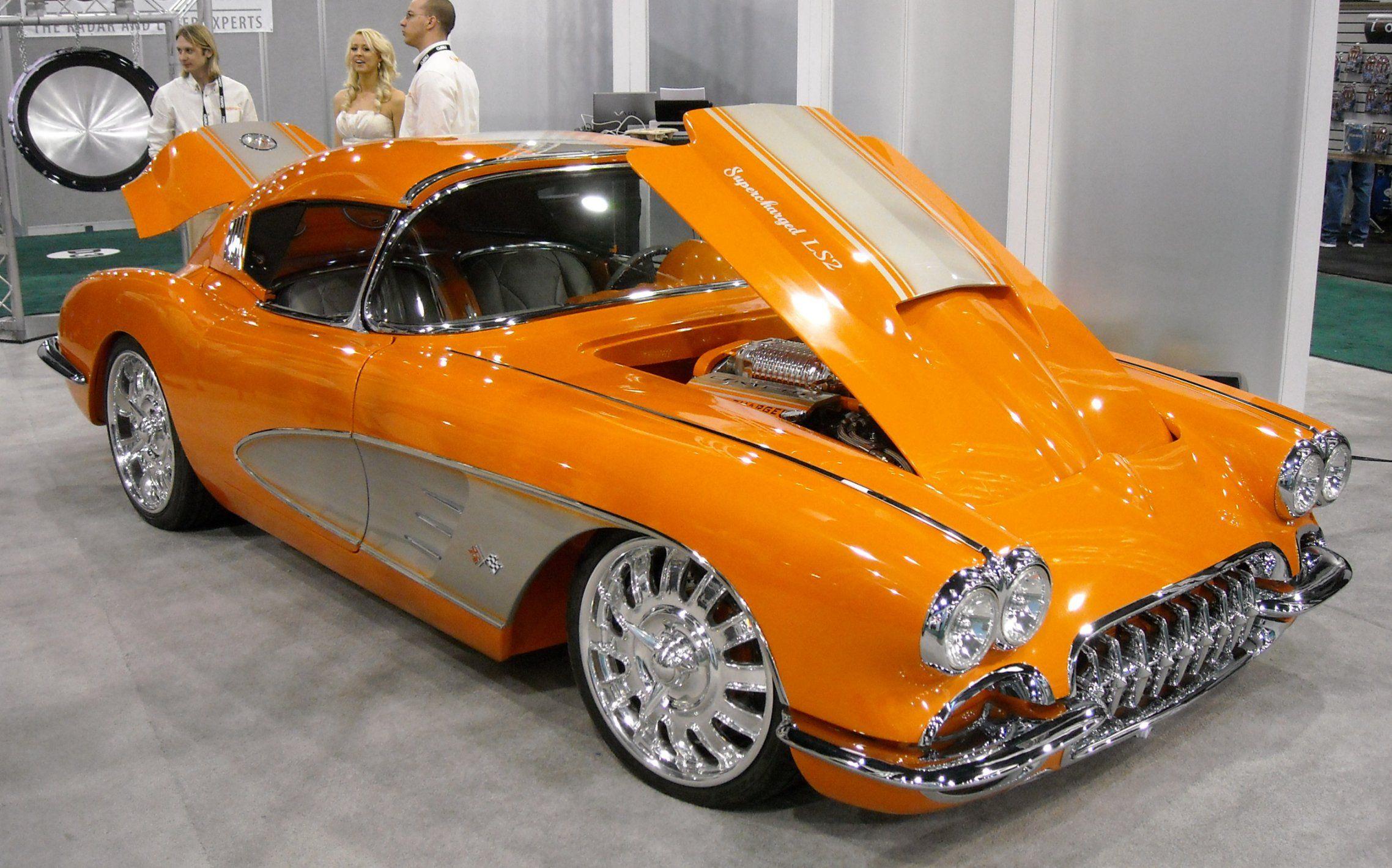 Chevrolet corvette custom 1958 k l nleges aut k cars street rods customs pinterest chevrolet corvette chevrolet and chevrolet corvette c1