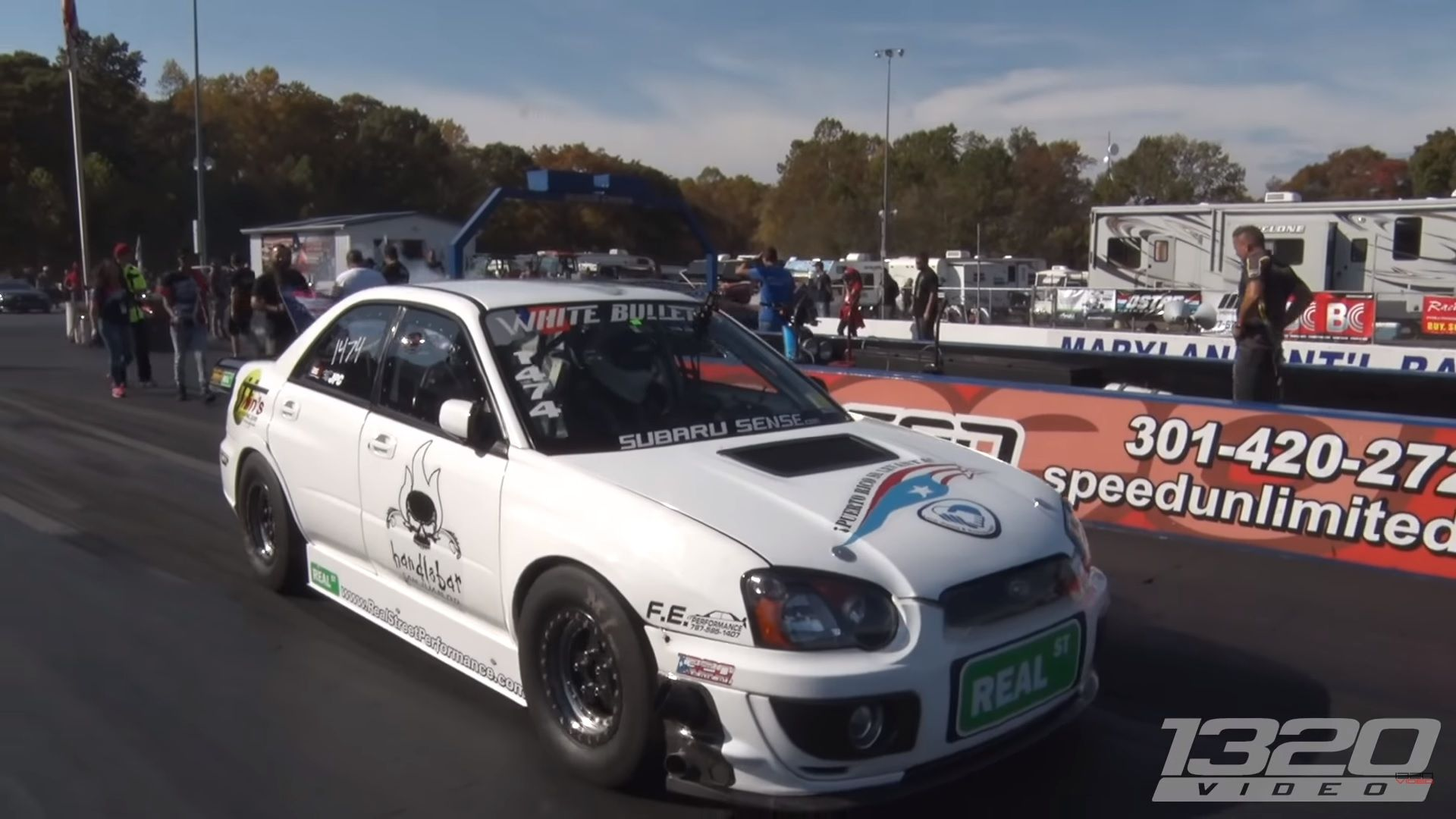 Watch This Subaru Wrx With A Six S D Awd And Four Cylinder Break Into The 7s