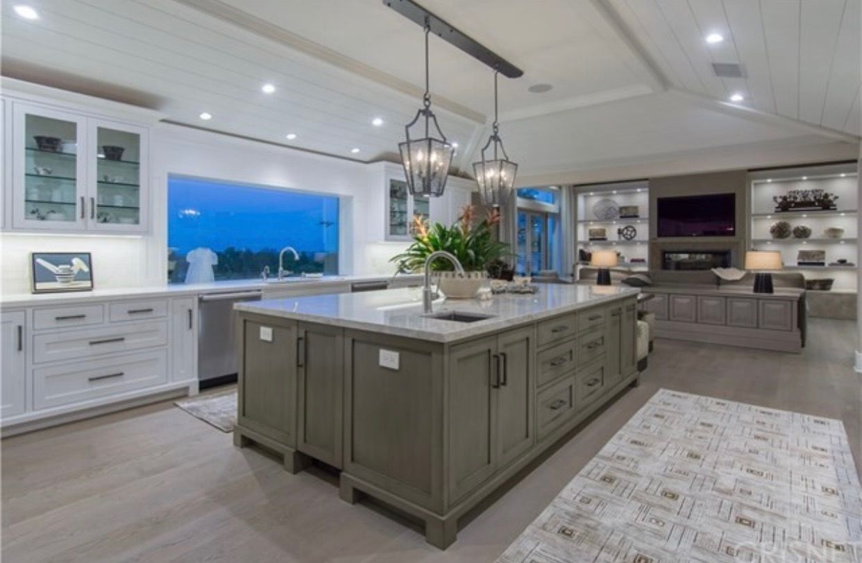 Pin By Ashley Paul On Dream Home Home Kitchen Estate Homes