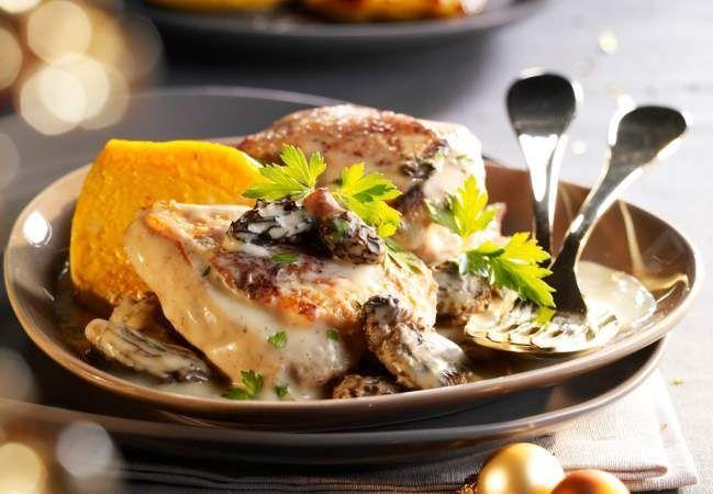 Carrément potiron : nos 40 meilleures recettes pour célébrer l'automne #saladeautomne Salade de potiron au fromage de chèvre - Carrément potiron : nos bonnes recettes pour célébrer l'automne - #saladeautomne