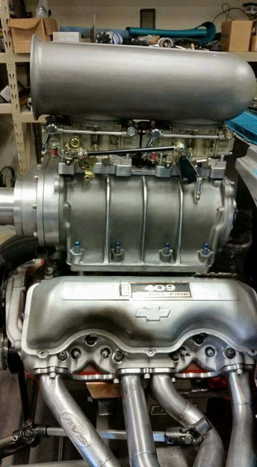 409 chevy engine casting numbers