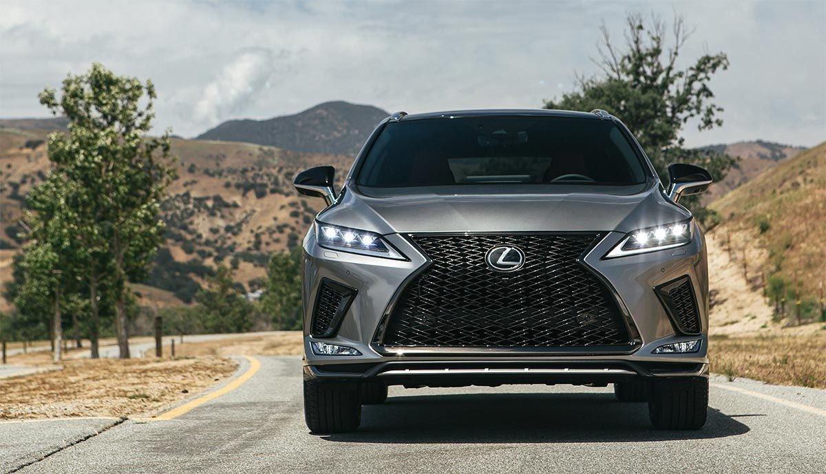 Introducing The Updated 2020 Lexus Rx & Rx F Sport Lexus