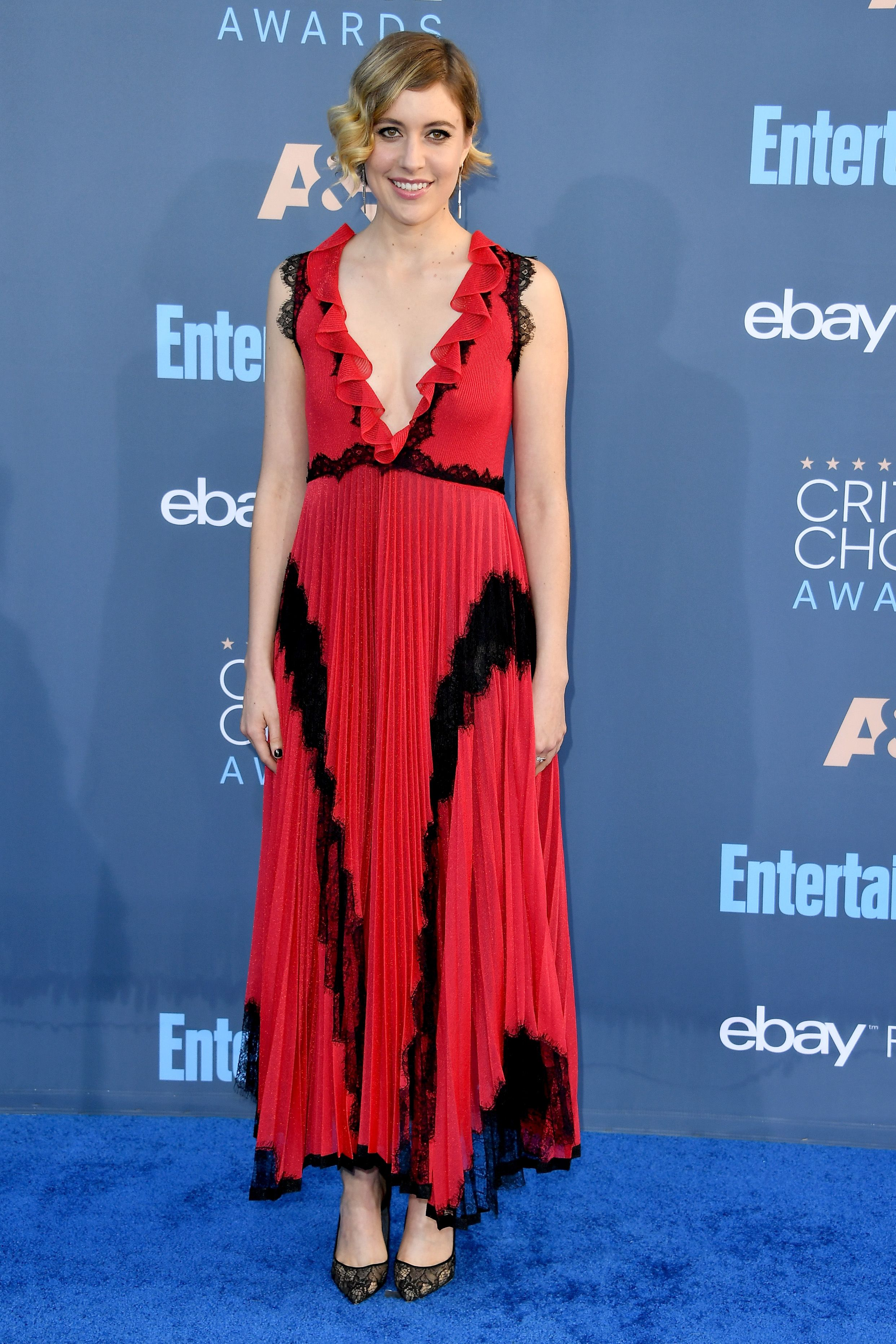 All the Best Looks from the Critics\' Choice Awards Red Carpet ...