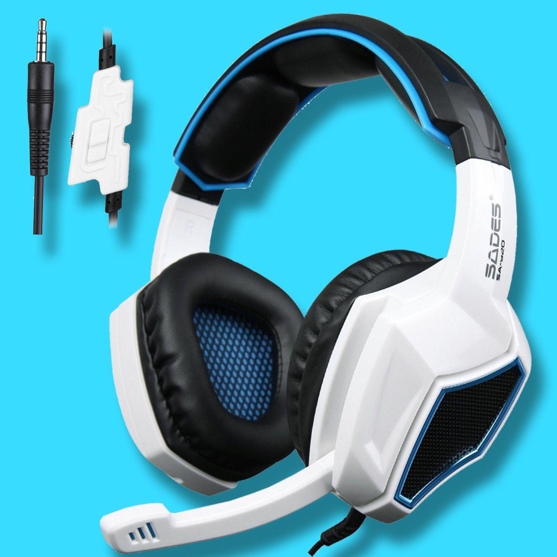 SADES SA-920 Stereo Gaming Headsets Headphones for PS4 Xboxone PC