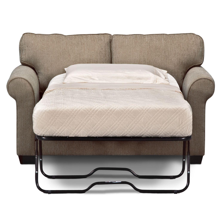 - Sessel, Die Falten Heraus In Ein Twin Bett Stuhl Lagerschwellen
