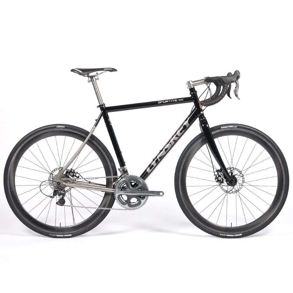 Lynskey Sportive Disc (Shown here with DuraAce and custom