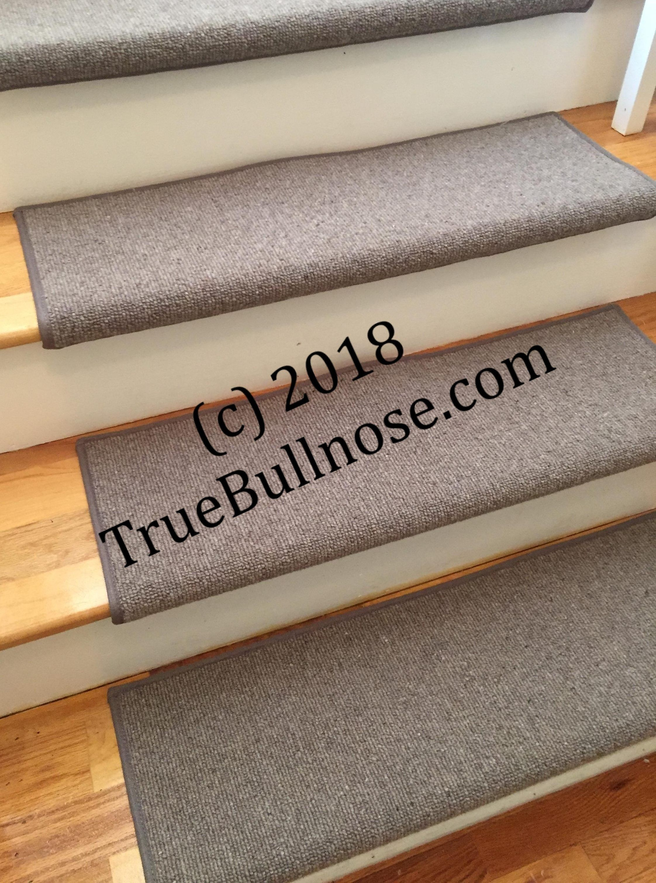 Best Morocco Wheat 100 Wool True Bullnose™ Padded Carpet 400 x 300