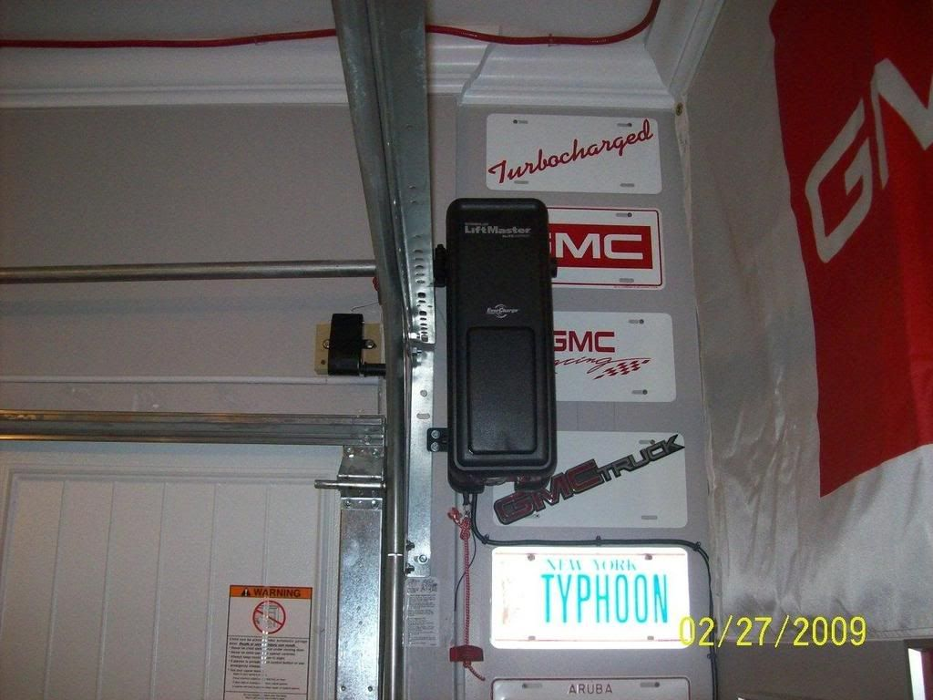 garage door opener wall mount. Wall Mounted Garage Door Opener Liftmaster Mount M