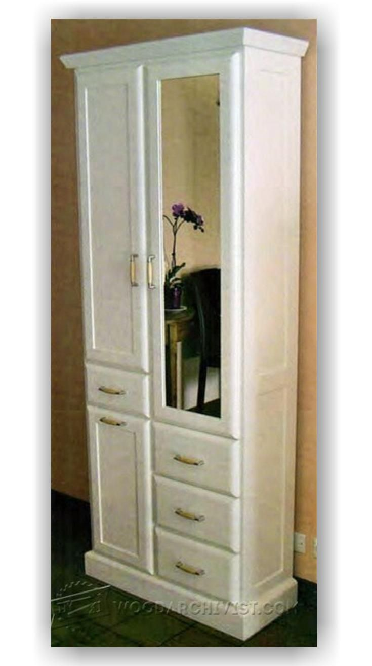 Hall Cabinets Furniture 3066-hall cupboard plans | furniture | pinterest | hall cupboard