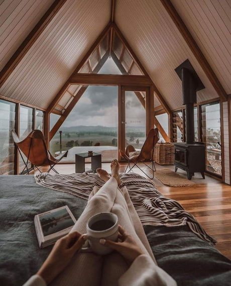 This looks so cool! - Cozy & Comfy