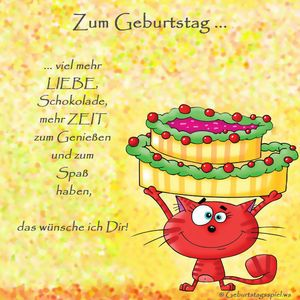 Geburtstagswünsche Whatsapp Lustig