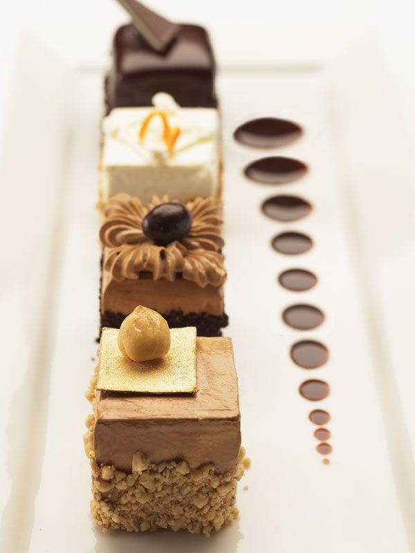 Petit Fours Are A Great Dessert Idea Wwwrileyjanecom Goodies - Architectural designer creates desserts so satisfying eating them would be a crime