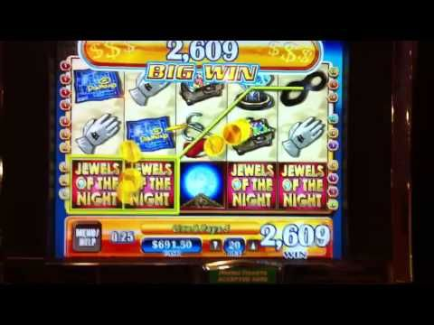 Jewel of the night slot machine poker table legs for sale