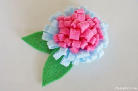 Felt Flower Craft