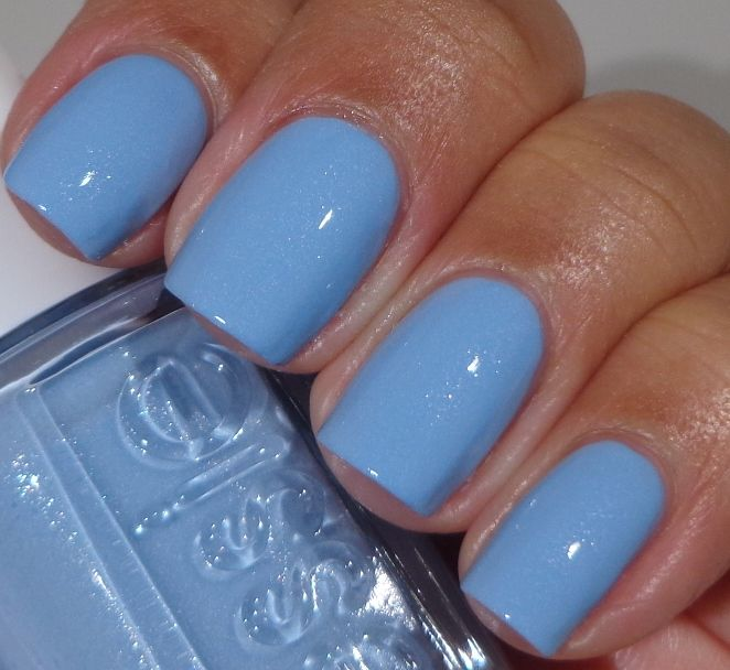 Essie Summer Collection 2013 - Rock The Boat | Nails | Pinterest ...