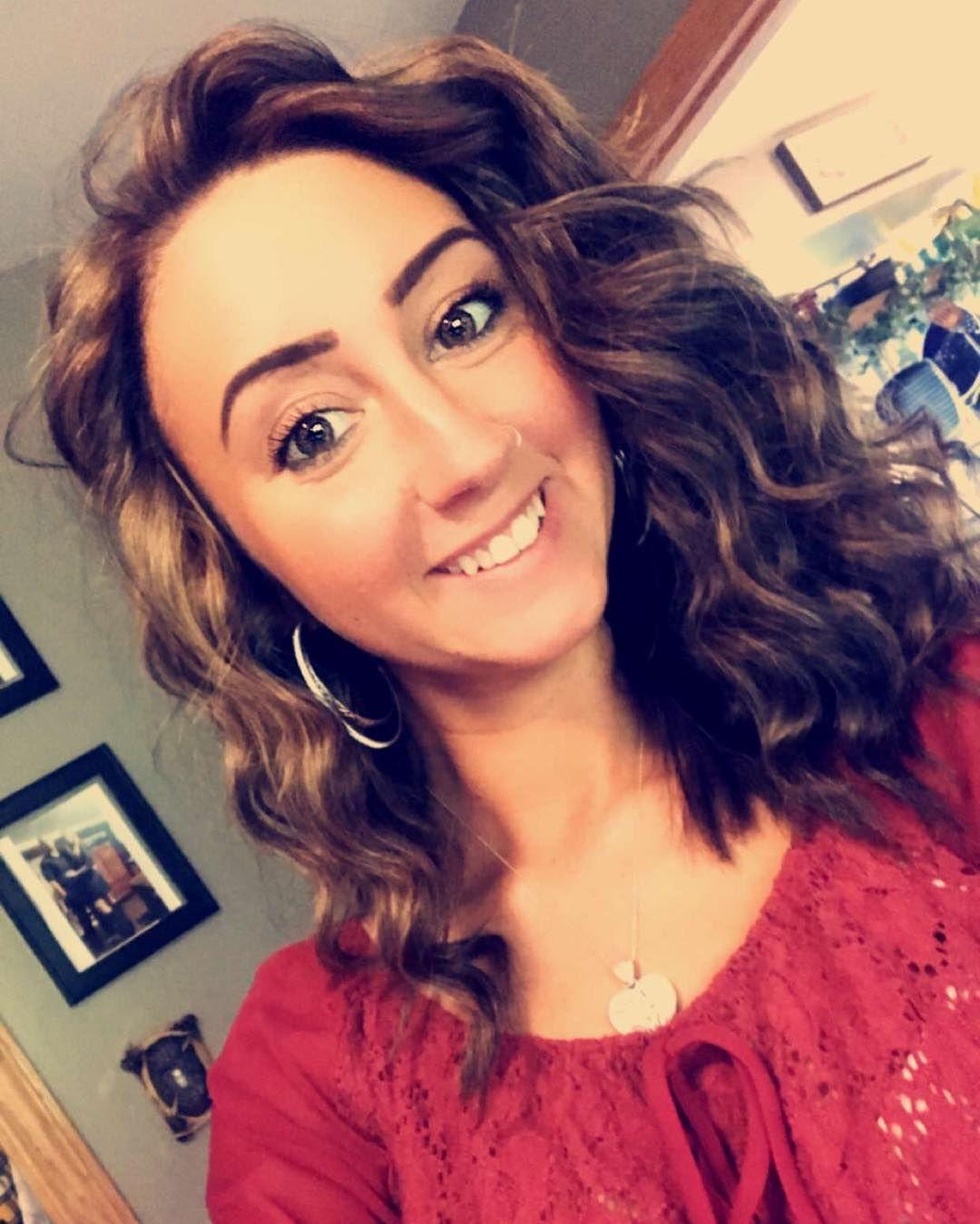 Because I Never Post Selfies Selflove Selfie Smile Curlyhair Spring