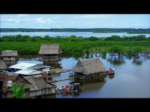 Iquitos Peru Amazon River Jungle City In South America Forex