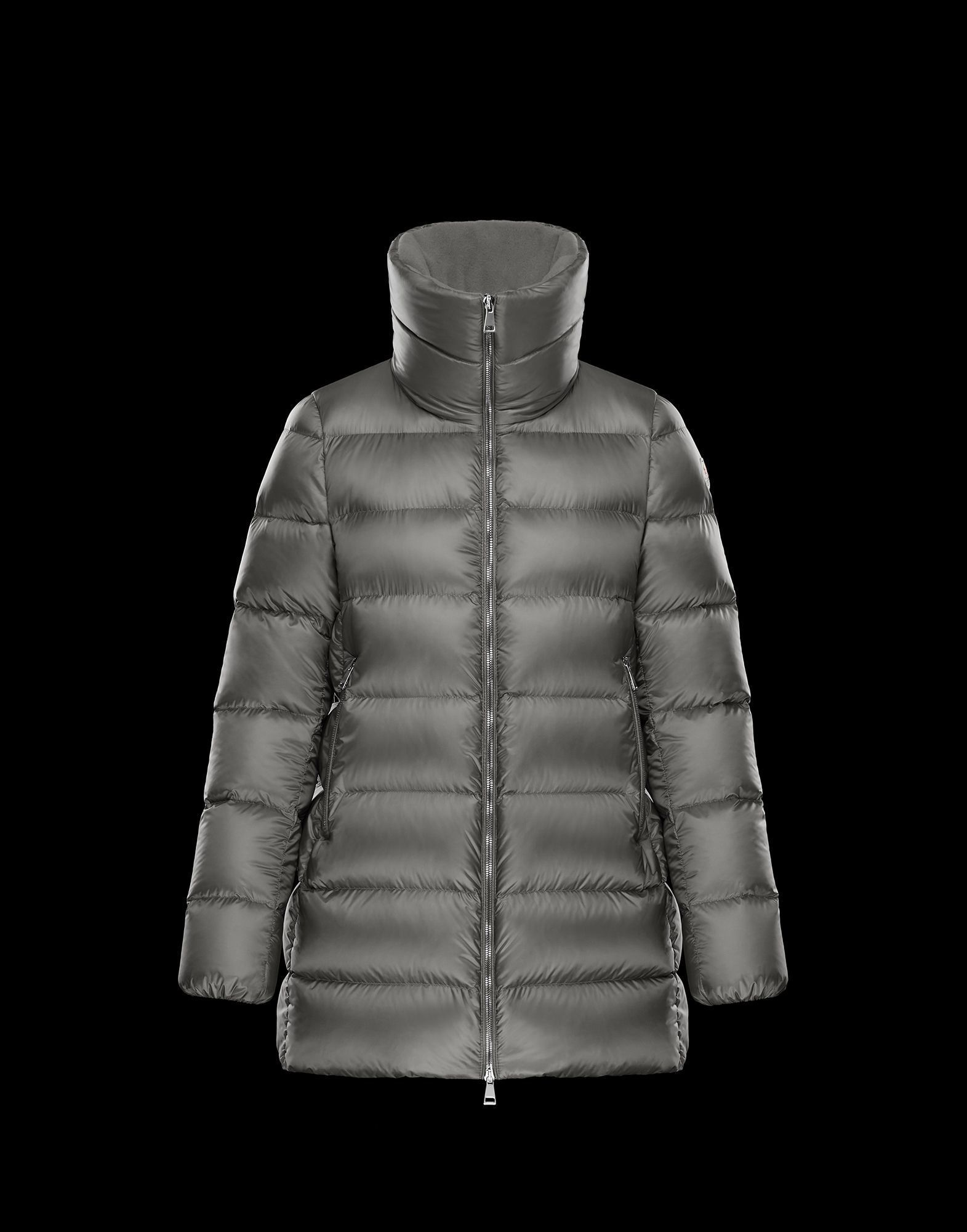 MONCLER Down Jackets 17-18 AW MONCLER TORCYN cashmere blend down jacket Milan 11
