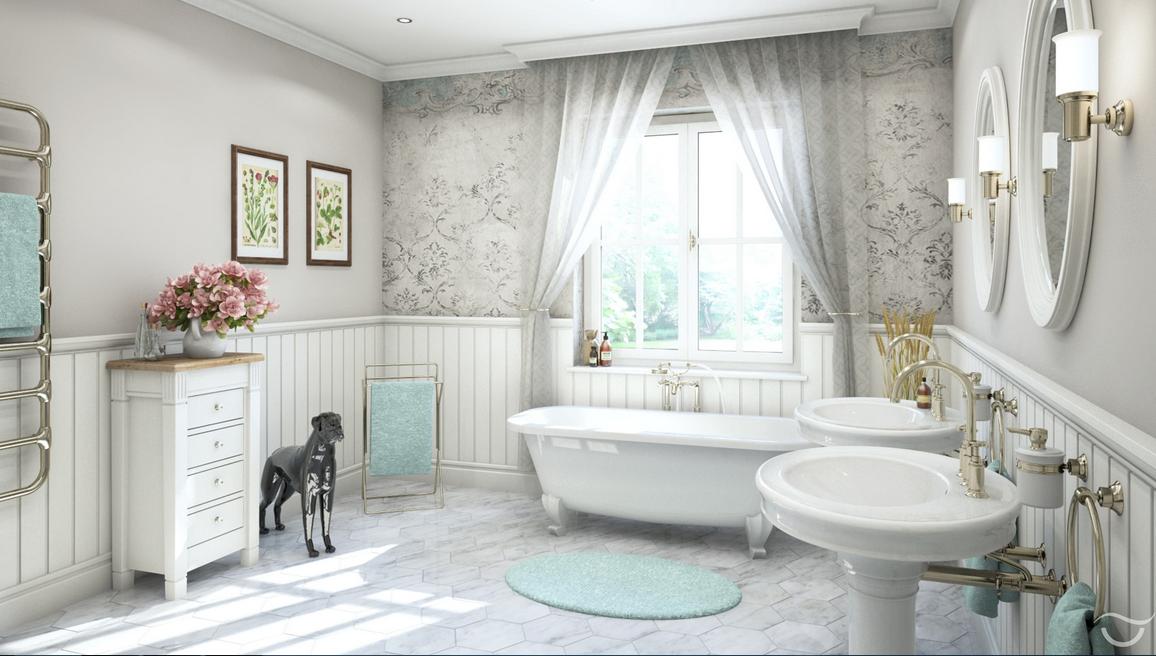 Kosten Neues Badezimmer Das Bad Mit Dem Konzept Der Eine Billige