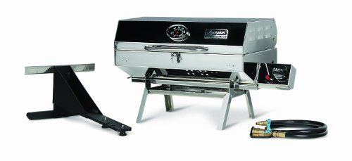Camco 57305 Olympian 5500 Stainless Steel Portable Grill Portable Grill Best Portable Grill Best Gas Grills
