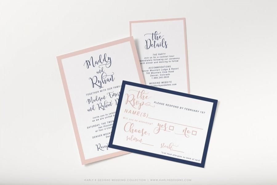 Cruise Wedding Invitations Photo Al Velucy Wedding invitations