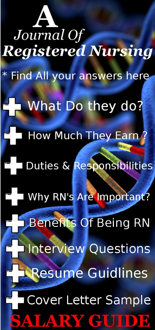 How to become a Registered Nurse (RN) including educational paths - cna job duties