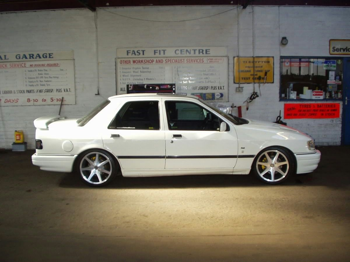 Pin By Simonpotts On Ford Sierra Sapphire Cosworth Pictures