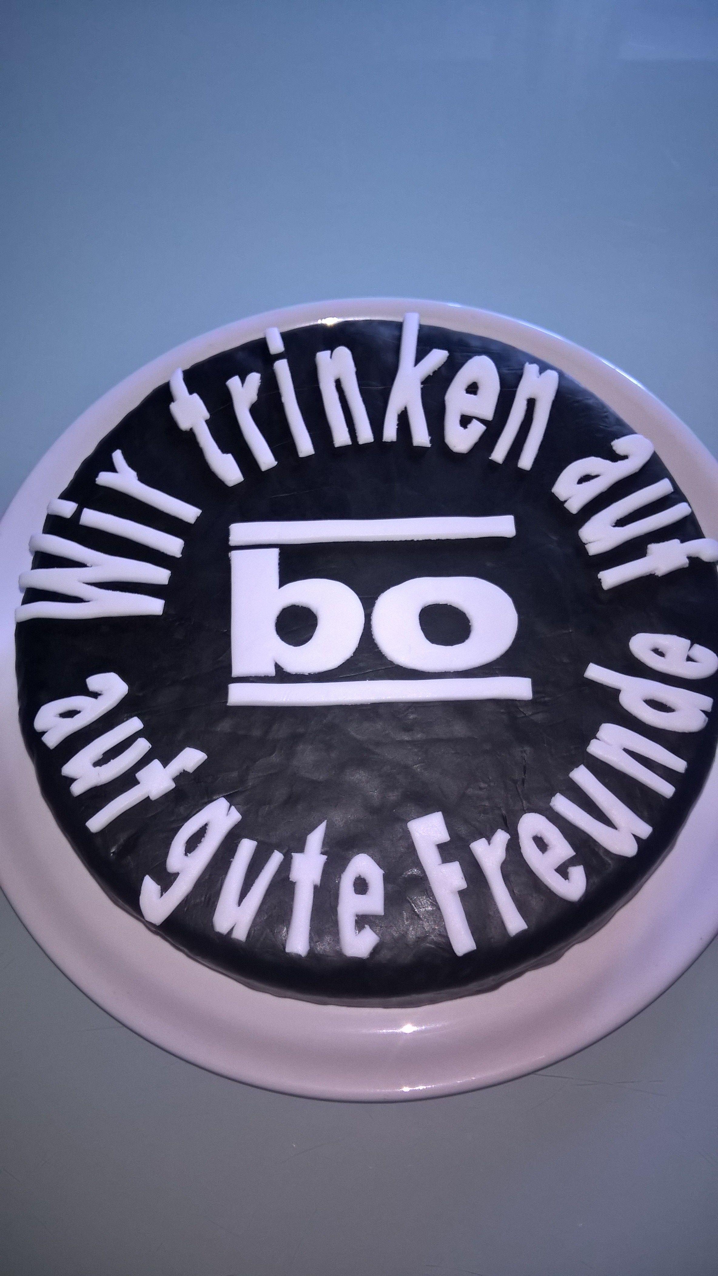 Böhse Onkelz Fondant Kuchen | Onkelz | Pinterest | Onkelz, Fondant ...