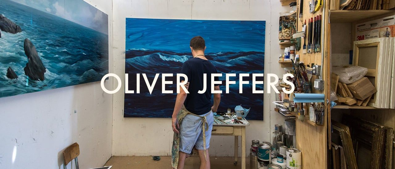 A Short About Fine Art Painter And Picture Book Maker Oliver Jeffers Jeffers Oliver Jeffers Picture Book