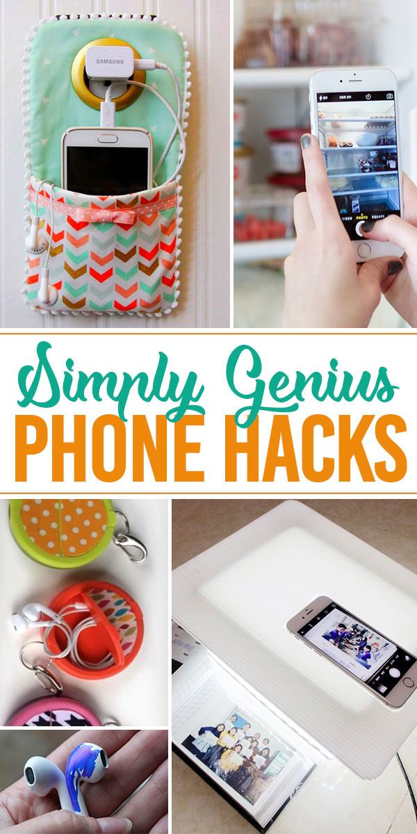 These Genius Phone Hacks Will Make Your Life so Much