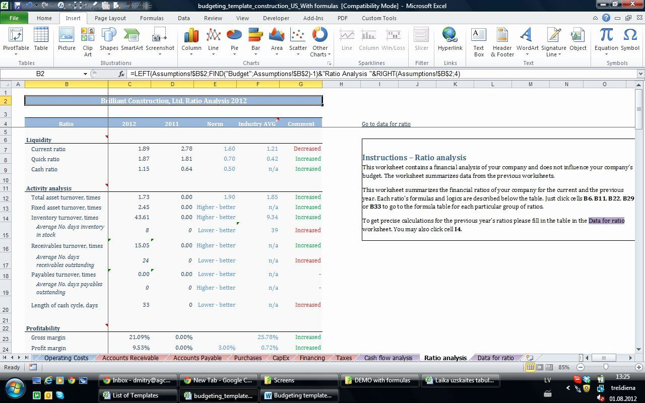 Excel Business Plan Template Awesome Excel Business Plan