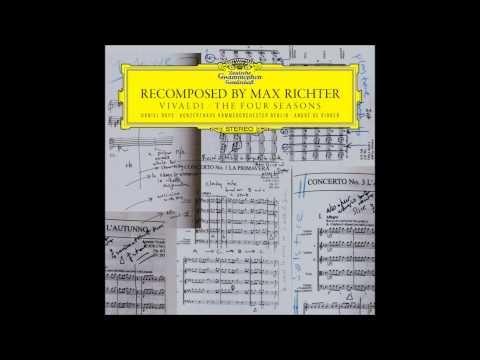 Les Quatre Saisons Daniel Hope Max Richter Winter 1 Max Richter Vivaldi Music Listening Activities