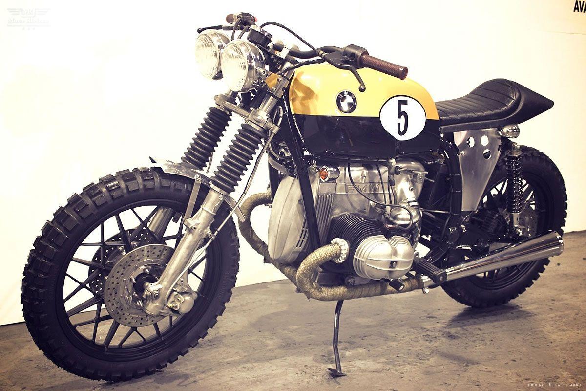 """1980 BMW R100 """"MAGNUM"""" by Kevils Speed Shop - Moto Rivista"""