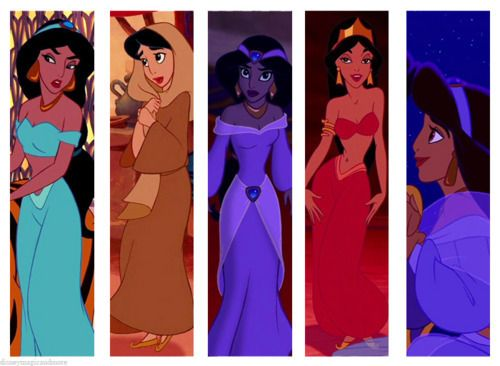 30 day disney challenge disney disney princess jasmine disney princess - Robe jasmine disney ...