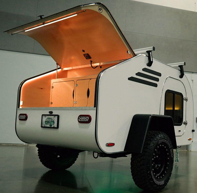 TerraDrop: Off Road Capable, Overland -inspired Teardrop ...