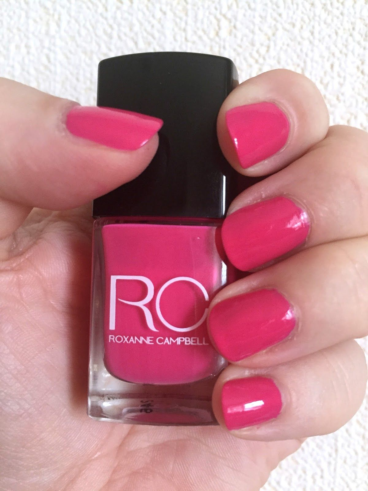 A New Nail Polish Brand - Roxanne Campbell | Nail polish brands ...