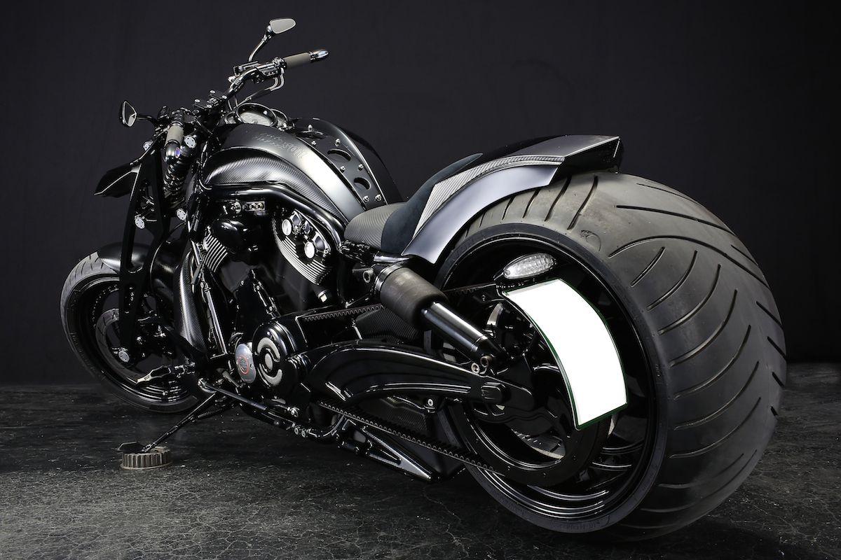 Bad Land Harley Davidson V Rod 330 Anything Harley Davidson