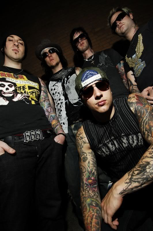 Band Pics Here Avenged Sevenfold Avenged Sevenfold Stuff