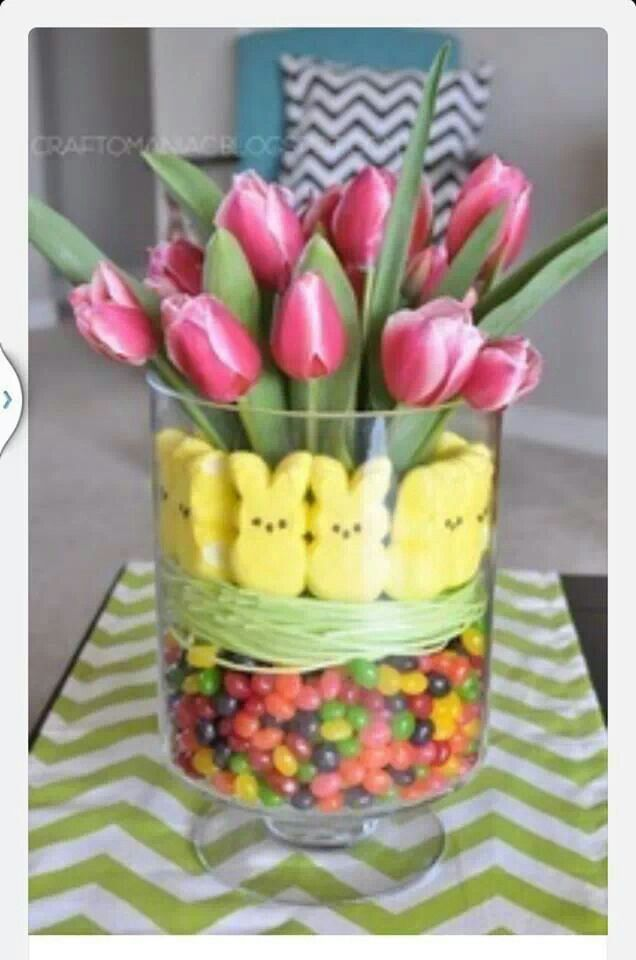 Gotta make this this year too cute easter basket grass in gotta make this this year too cute easter basket grass in between spray negle Choice Image