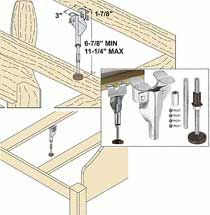 Woodworker Com Center Support For Bed Slats Bed Frame With