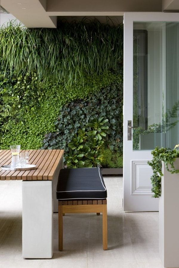 Beneficios y ventajas de los jardines verticales for Caracteristicas de los jardines verticales