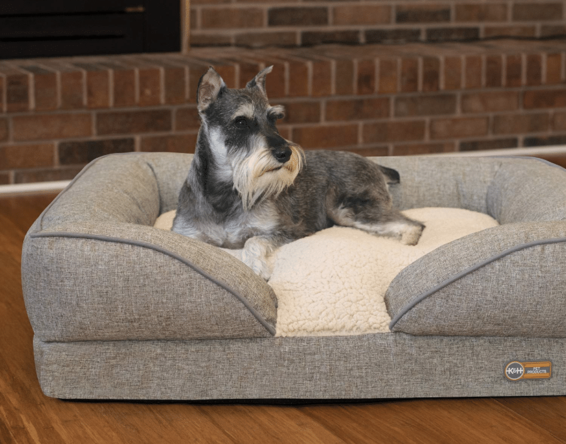 The 10 Best Orthopedic Dog Beds for 2019 with Reviews